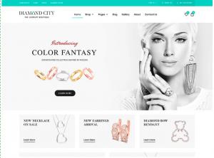 Best jewelry website design